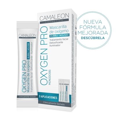CAMALEON OXYGEN PRO MASCARILLA DE OXÍGENO MONODOSIS