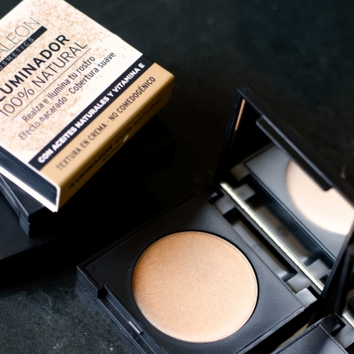 Iluminador highlighter bronce