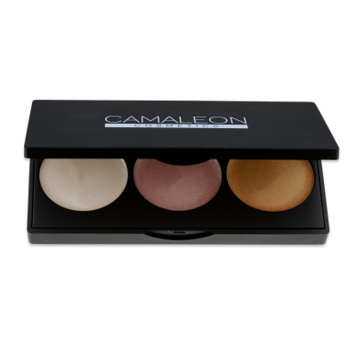 CAMALEON HIGHLIGHTER PALETTE 100% NATUREL
