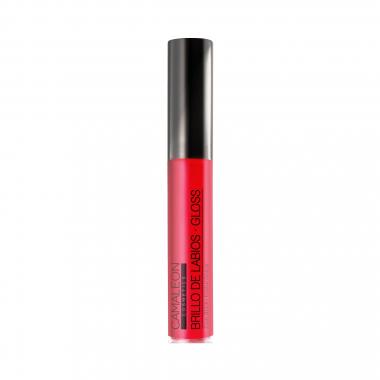 Gloss de labios rojo