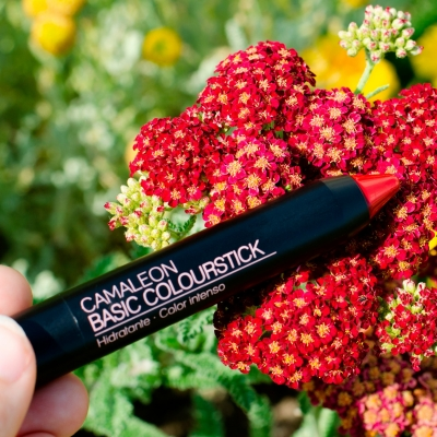 CAMALEON BASIC COLOURSTICK RED