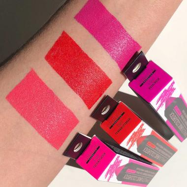Camaleon Basic Colourstick Rojo Flúor