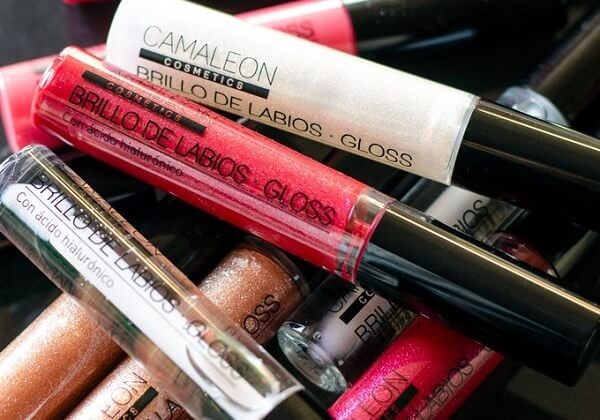 Gloss y brillo de labios