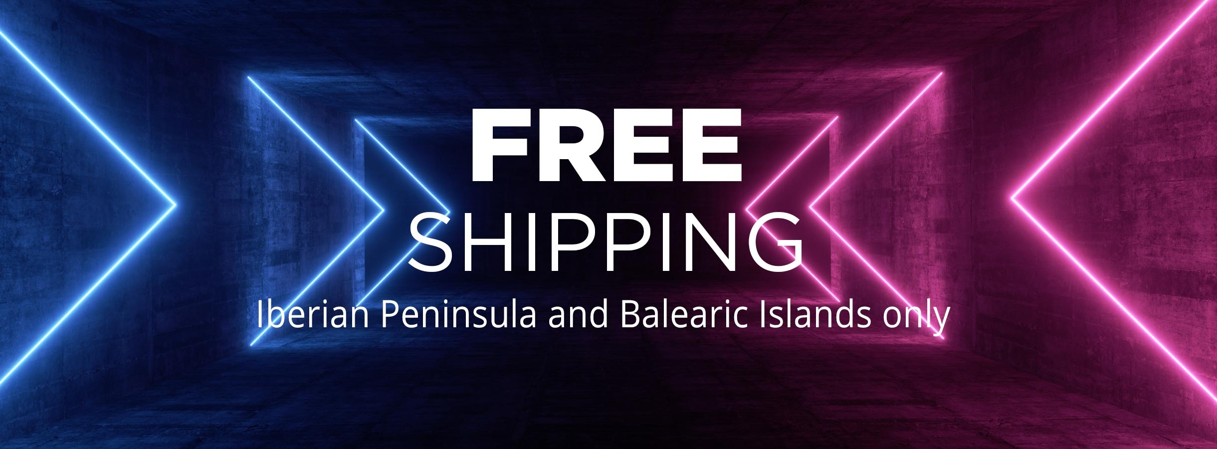 Free shippping